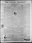 The Oxford Democrat: Vol. 61, No. 41 - October 09,1894