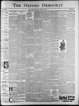 The Oxford Democrat: Vol. 61, No. 42 - October 16,1894