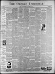 The Oxford Democrat: Vol. 61, No. 43 - October 23,1894
