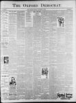 The Oxford Democrat: Vol. 61, No. 46 - November 13,1894