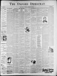 The Oxford Democrat: Vol. 61, No. 51 - December 18,1894