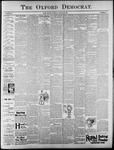 The Oxford Democrat: Vol. 62, No. 11 - March 12, 1895
