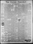 The Oxford Democrat: Vol. 62, No. 17 - April 23, 1895