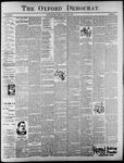 The Oxford Democrat: Vol. 62, No. 18 - April 30, 1895