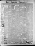 The Oxford Democrat: Vol. 62, No. 21 - May 21, 1895