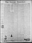The Oxford Democrat: Vol. 62, No. 29 - July 16, 1895