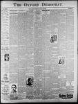 The Oxford Democrat: Vol. 62, No. 34 - August 20, 1895