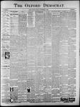 The Oxford Democrat: Vol. 62, No. 37 - September 10, 1895