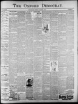 The Oxford Democrat: Vol. 62, No. 40 - October 01, 1895