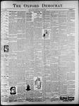 The Oxford Democrat: Vol. 62, No. 41 - October 08, 1895