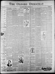 The Oxford Democrat: Vol. 62, No. 42 - October 15, 1895