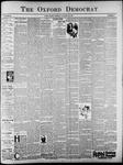 The Oxford Democrat: Vol. 62, No. 43 - October 22, 1895