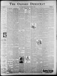 The Oxford Democrat: Vol. 62, No. 46 - November 12, 1895