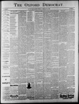 The Oxford Democrat: Vol. 63, No. 6 - February 11,1896