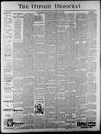 The Oxford Democrat: Vol. 63, No. 7 - February 18,1896