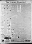 The Oxford Democrat: Vol. 63, No. 14 - April 07,1896
