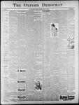The Oxford Democrat: Vol. 63, No. 19 - May 12,1896