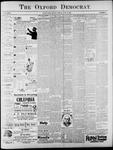 The Oxford Democrat: Vol. 63, No. 24 - June 16,1896