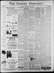 The Oxford Democrat: Vol. 63, No. 27 - July 07,1896