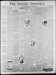 The Oxford Democrat: Vol. 63, No. 37 - September 15,1896