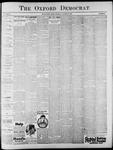 The Oxford Democrat: Vol. 63, No. 42 - October 20,1896