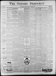 The Oxford Democrat: Vol. 63, No. 48 - December 01,1896
