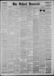 The Oxford Democrat: Vol. 51, No. 13 - April 01,1884