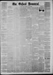 The Oxford Democrat: Vol. 51, No. 19 - May 13,1884