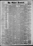 The Oxford Democrat: Vol. 51, No. 35 - September 02,1884