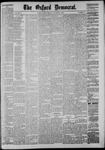 The Oxford Democrat: Vol. 51, No. 43 - October 28,1884