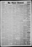 The Oxford Democrat: Vol. 51, No. 44 - November 04,1884
