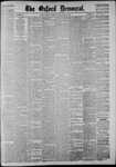 The Oxford Democrat: Vol. 51, No. 51 - December 23,1884