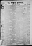The Oxford Democrat: Vol. 52, No. 1 - January 06,1885