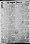 The Oxford Democrat: Vol. 52, No. 7 - February 17,1885