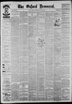 The Oxford Democrat: Vol. 52, No. 19 - May 12,1885