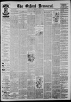 The Oxford Democrat: Vol. 52, No. 20 - May 19,1885