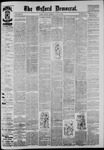 The Oxford Democrat: Vol. 52, No. 22 - June 02,1885