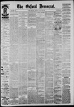 The Oxford Democrat: Vol. 52, No. 25 - June 23,1885