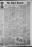The Oxford Democrat: Vol. 52, No. 27 - July 07,1885
