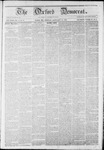 The Oxford Democrat: Vol. 10 -, No. 50 - January 13,1860