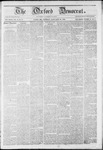 The Oxford Democrat: Vol. 10 -, No. 51 - January 20,1860