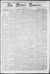The Oxford Democrat: Vol. 11 -, No. 14 - May 04,1860