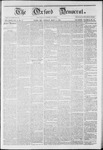 The Oxford Democrat: Vol. 11 -, No. 15 - May 11,1860
