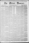 The Oxford Democrat: Vol. 11 -, No. 16 - May 18,1860
