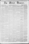 The Oxford Democrat: Vol. 11 -, No. 24 - July 13,1860