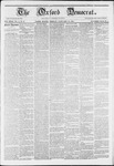 The Oxford Democrat: Vol. 11 -, No. 51 - January 18,1861