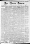 The Oxford Democrat: Vol. 12 -, No. 1 - February 01,1861