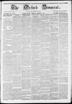 The Oxford Democrat: Vol. 12 -, No. 5 - March 01,1861