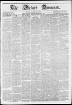 The Oxford Democrat: Vol. 12 -, No. 7 - March 15,1861
