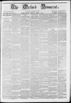 The Oxford Democrat: Vol. 12 -, No. 11 - April 12,1861
